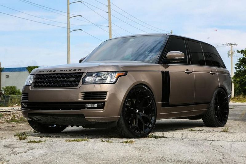 24 Zoll Forgiato Drea Alu%E2%80%99s MC Customs Range Rover Tuning 3 24 Zoll Forgiato Drea Alu's am MC Customs Range Rover
