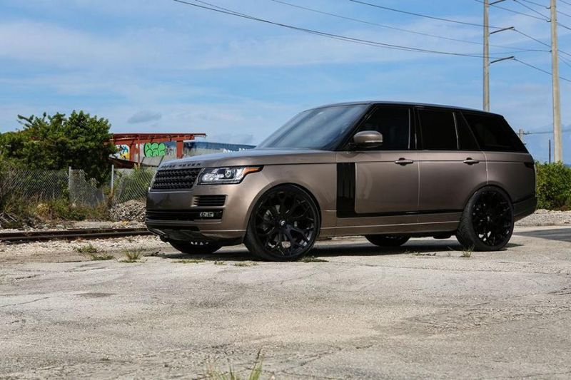 24 Zoll Forgiato Drea Alu%E2%80%99s MC Customs Range Rover Tuning 4 24 Zoll Forgiato Drea Alu's am MC Customs Range Rover