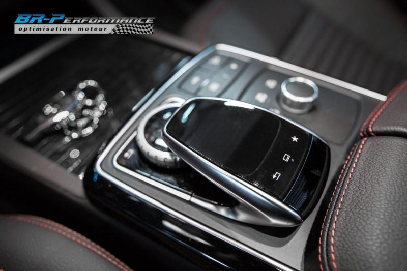 303PS & 715NM Mercedes GLE 350 CDI Chiptuning BR-Performance 6