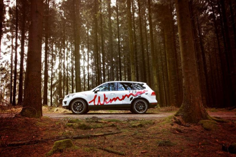 310PS & 600NM Wimmer VW Touareg 3.0 TDI Tuning 7