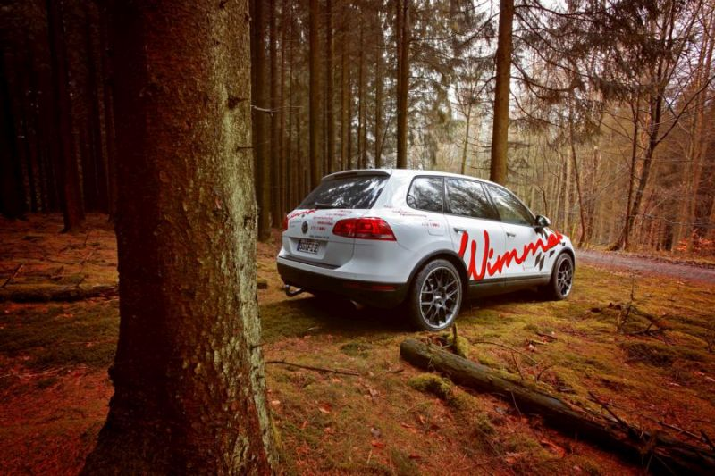 310PS & 600NM Wimmer VW Touareg 3.0 TDI Tuning 9