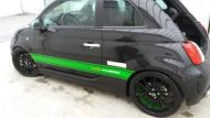350PS 980NM Fiat 500 Gt350 Hybrid Tuning Performance Garage G Tech 1 190x107 Ohne Worte   350PS & 980NM im Fiat 500 Gt350 Hybrid