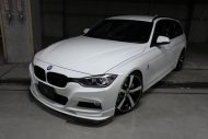 3D Design Carbon Bodykit BMW 3er F31 Touring Tuning 10 190x127 3D Design Carbon Bodykit am BMW 3er F31 Touring