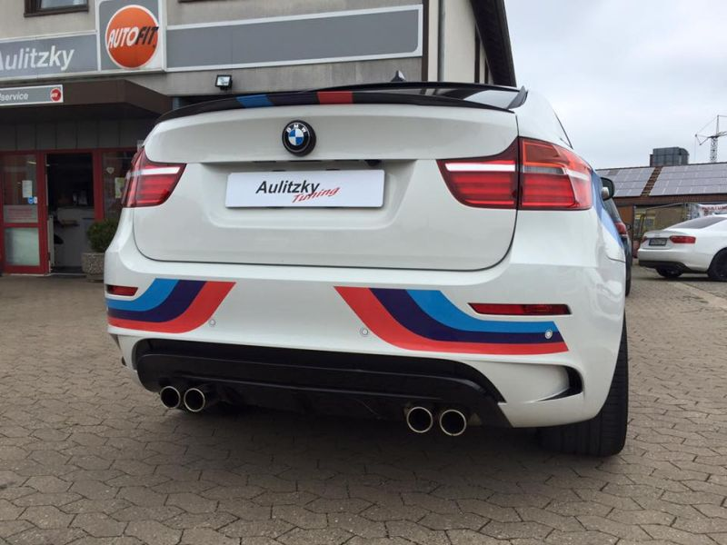 700PS 930NM Aulitzky Tuning BMW X6M E71 Chiptuning 3 Heftig   700PS & 930NM im Aulitzky Tuning BMW X6M E71