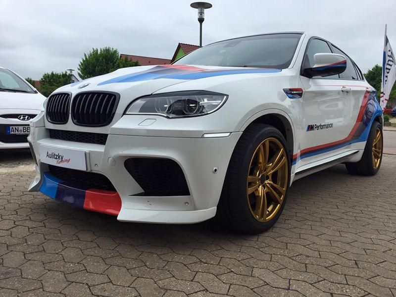 700PS 930NM Aulitzky Tuning BMW X6M E71 Chiptuning 4 Heftig   700PS & 930NM im Aulitzky Tuning BMW X6M E71