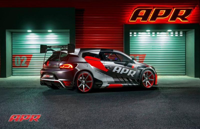 APR LLC Racing VW Scirocco GT2 Project Car tuning 2 Fotostory: APR Racing VW Scirocco GT2 Project Car