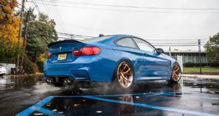 AUTOcouture Motoring BMW M4 F82 Laguna Seca Blau Tuning HRE Carbon 4 1 310x165 AUTOcouture Motoring BMW F80 M3 in Fire Orange auf Velos Alu's