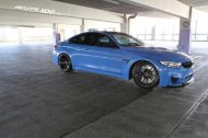 Acute Performance BMW M4 F82 Yas Marina Blau Tuning ADV.1 Wheels 2 190x126 Acute Performance BMW M4 F82 in Yas Marina Blau