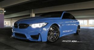 Acute Performance BMW M4 F82 Yas Marina Blau Tuning ADV.1 Wheels 6 1 e1464375916180 310x165 Acute Performance BMW M4 F82 in Yas Marina Blau