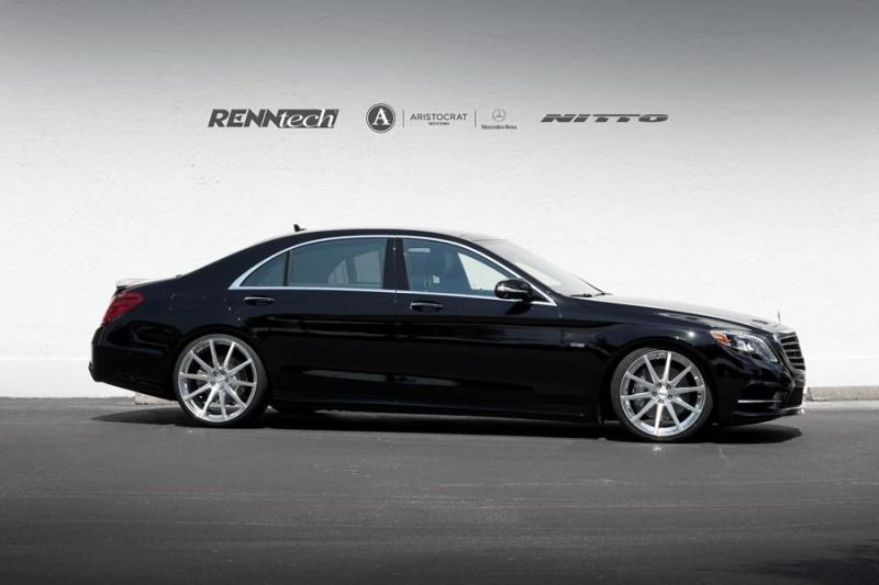 Aristocrat motors mercedes benz s 550 renntech tuning 3 for Aristocrat motors mercedes benz
