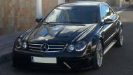 Atarius Concept Tuning Cars Bodykit Mercedes CLK W209 Black Series 1 190x107 Foto und Video: Atarius Concept Tuning Cars