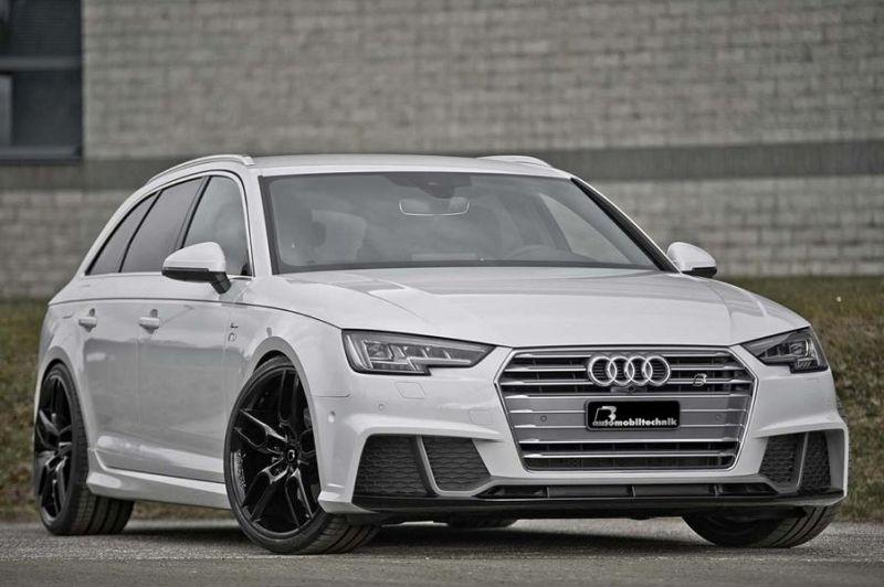 Audi A4 B9 Tuning B&B Automobiltechnik (2)