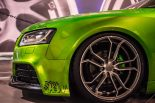 Audi A5 Coupe SKN Java Green Tuning 4 155x103 Fotostory: Audi A5 Coupe mit SKN Power und Java Green Lackierung