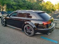 Audi A6 Allroad A6 Avant Atarius RS6 Conversion Style Bodykit tuning 1 190x143 Foto und Video: Atarius Concept Tuning Cars