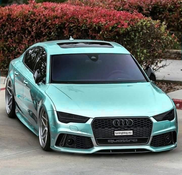 Audi-A7-RS7-Limousine-Silber-tuningblog.