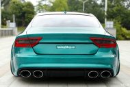 Audi A7 Sportback Widebody Tuningblog 1 Kopie 190x127 Audi A7 Sportback Widebody in Mintgrün by Tuningblog.eu