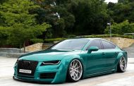 Audi A7 Sportback Widebody Tuningblog 3 Kopie 190x122 Audi A7 Sportback Widebody in Mintgrün by Tuningblog.eu