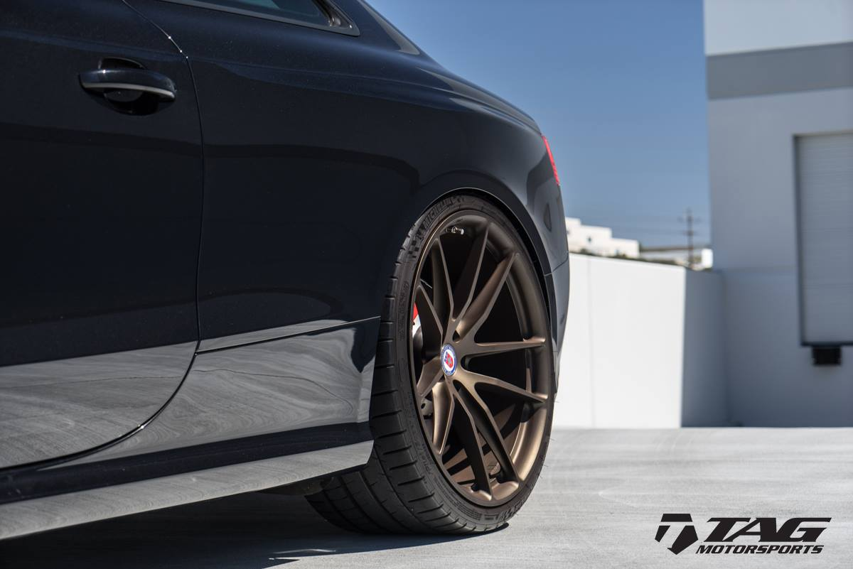 Audi RS5 HRE‬ P104 Alufelgen Tuning TAG Motorsports 3 Audi RS5 auf HRE‬ P104 Alufelgen von TAG Motorsports
