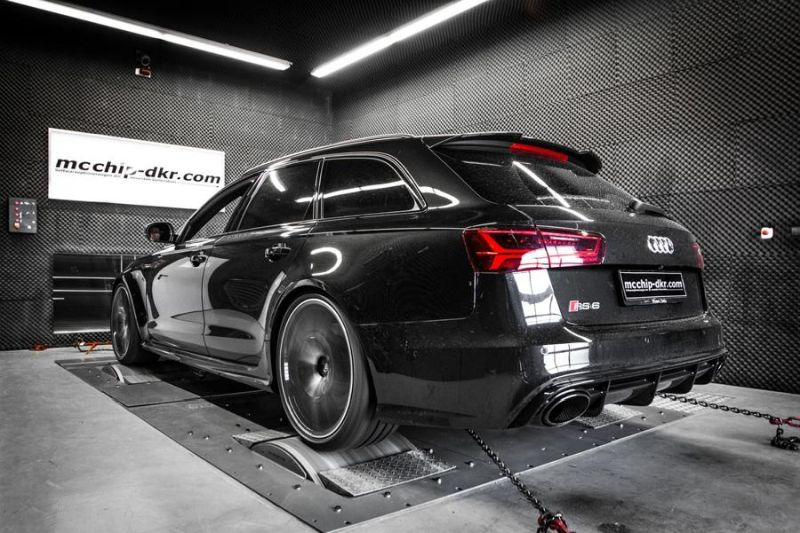Audi RS6 Plus 4.0 TFSI 757PS 920NM Mcchip-DKR Chiptuning 16