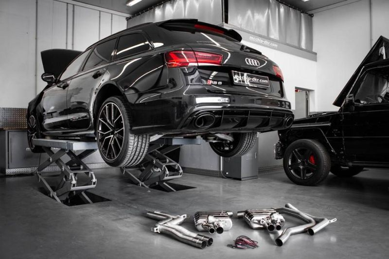 Audi RS6 Plus 4.0 TFSI 757PS 920NM Mcchip-DKR Chiptuning 4