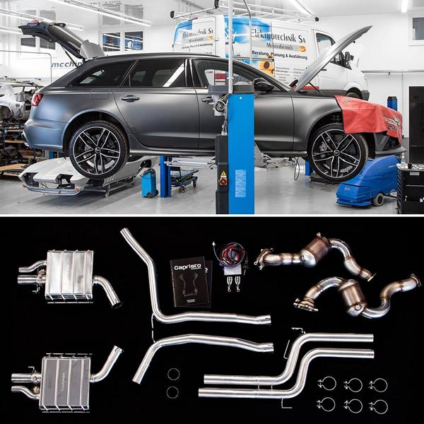 Audi RS6 Plus 4.0 TFSI Chiptuning Mcchip DKR 2 Audi RS6 Plus 4.0 TFSI mit 757PS und 920NM by Mcchip DKR