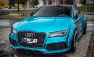 Audi RS7 Widebody mbDesign KV1 22 Prior Design PD700r Tuning 5 190x116 Audi RS7 Widebody auf mbDesign KV1 22 Zoll Alufelgen