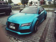 Audi RS7 Widebody mbDesign KV1 22 Prior Design PD700r Tuning 8 190x143 Audi RS7 Widebody auf mbDesign KV1 22 Zoll Alufelgen
