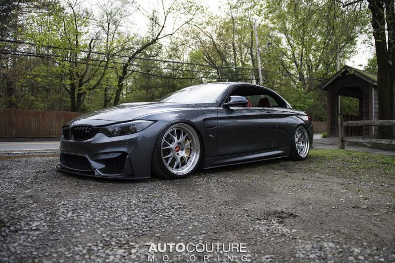 Autocouture Motoring BMW M4 F83 Cabrio BBS Carbon M Performance Tuning (8)