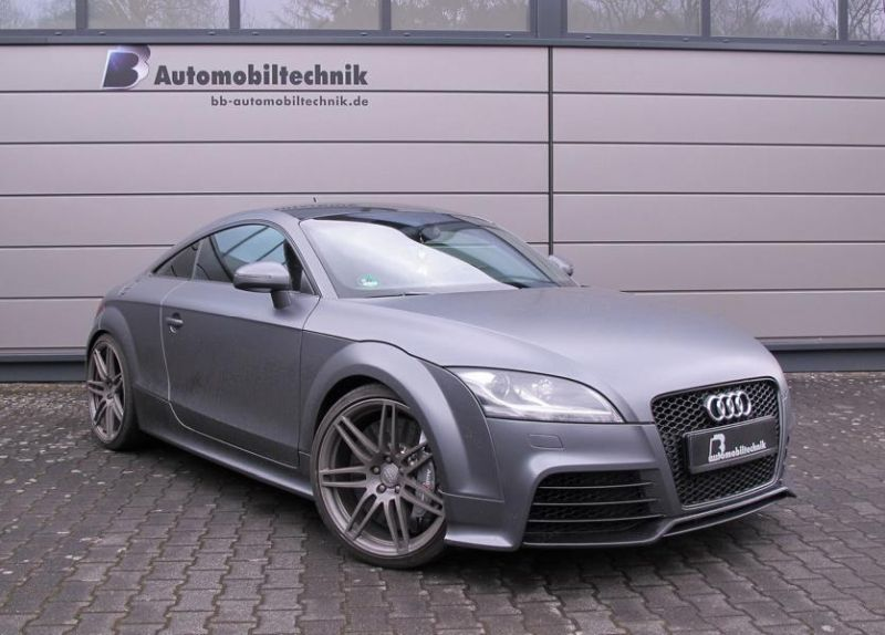 BB Automobiltechnik Audi TTrs 8J Chiptuning 425PS 1 B&B Automobiltechnik Audi TTrs 8J mit 425PS & 580NM