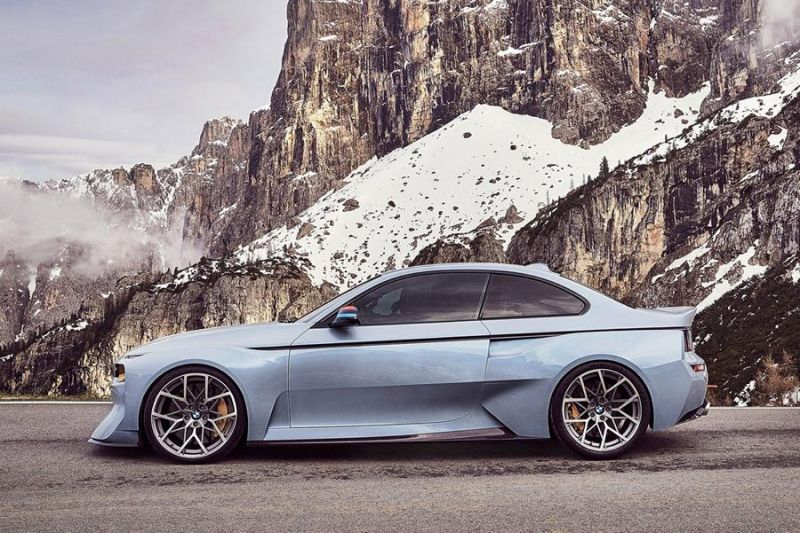 BMW 2002 Hommage -BMW 2002 Turbo Tuning (1)