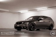 BMW 3er E91 Touring 19 Zoll BC Forged Wheels RZ09 Tuning 3 190x127 BMW 3er E91 Touring auf 19 Zoll BC Forged Wheels RZ09