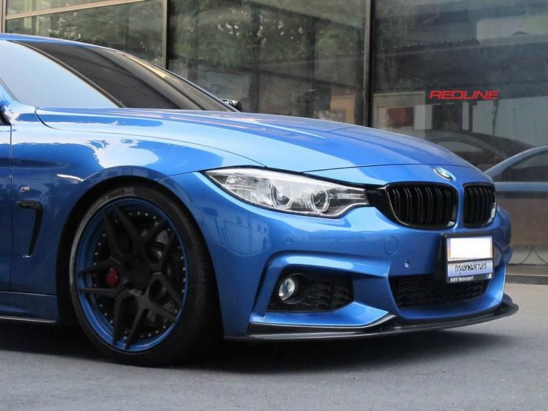 BMW 4er F32 Coupe 20 Zoll HC053 Redline Auto Thailand Tuning 4