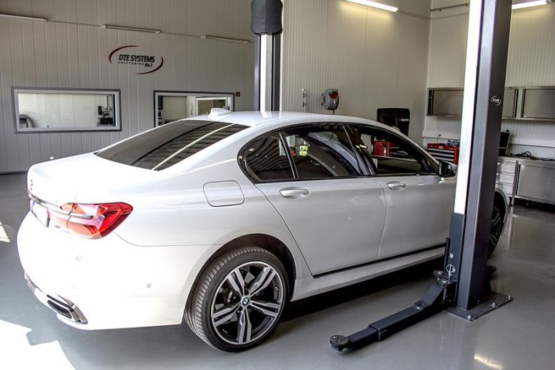 BMW 7er G11 G12 252PS Chiptuning DTE-Systems GmbH 4