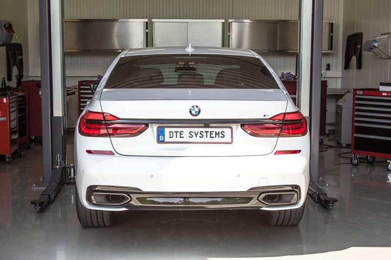 BMW 7er G11 G12 252PS Chiptuning DTE-Systems GmbH 5
