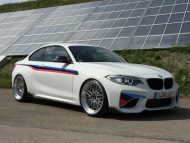 BMW M2 F87 Coupe BBS LM TVW Car Design Tuning 1 190x143 TVW Car Design BMW M2 F87 mit KW Gewindefahrwerk
