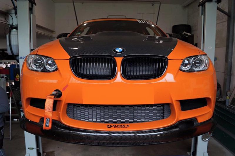 BMW M3 E92 Carbon Kit by Alpha N Performance Tuning 1 Fotostory   BMW M3 E92 mit Carbon Kit by Alpha N Performance