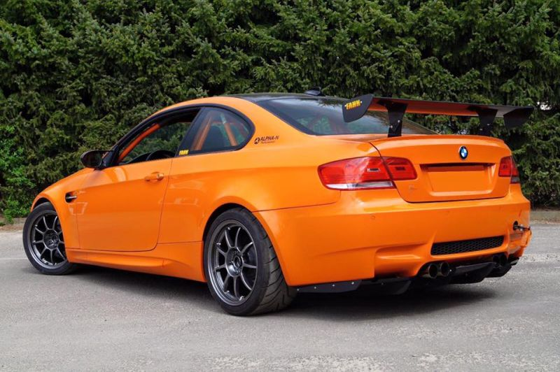 BMW M3 E92 Carbon Kit by Alpha N Performance Tuning 2 Fotostory   BMW M3 E92 mit Carbon Kit by Alpha N Performance
