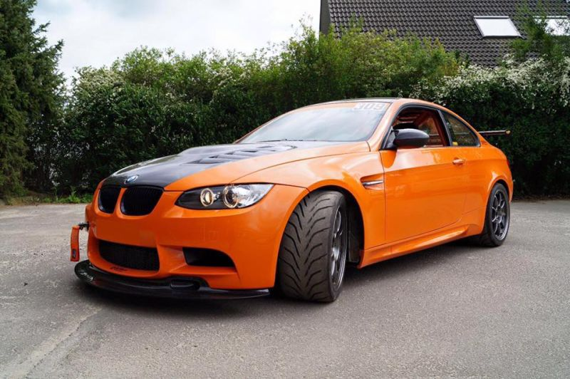 BMW M3 E92 Carbon-Kit by Alpha-N Performance Tuning 3