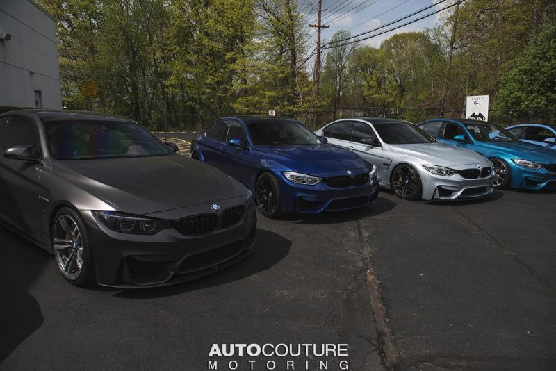 BMW M3 F80 M4 F82 AUTOcouture Motoring Tuning 1 Fotostory: BMW M3 F80 & M4 F82 by AUTOcouture Motoring