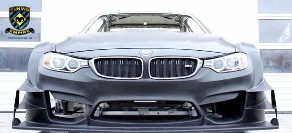 BMW M4 F82 Coupe Carbon DTM Racing Bodykit tuning Empire 3