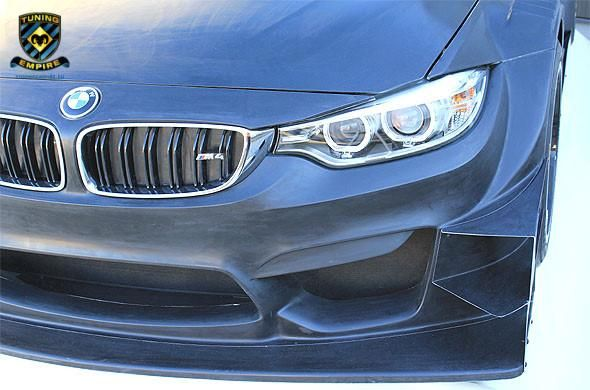 BMW M4 F82 Coupe Carbon DTM Racing Bodykit tuning Empire 4