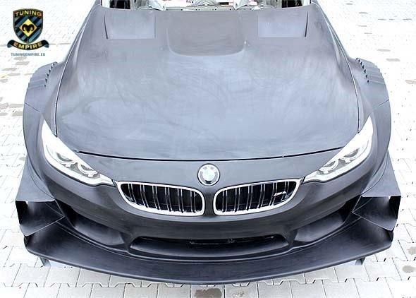 BMW M4 F82 Coupe Carbon DTM Racing Bodykit tuning Empire 6