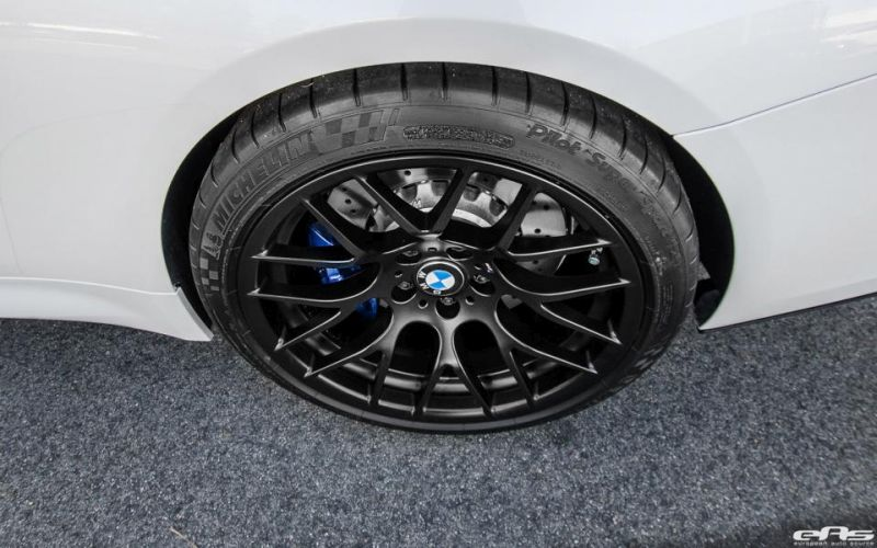 BMW M4 F82 Coupe EAS Akrapovic Vorsteiner Tuning 10