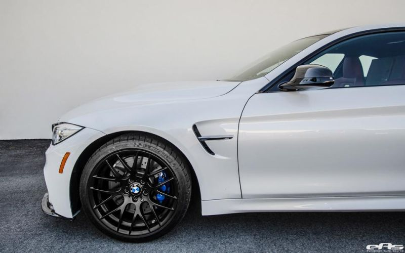 BMW M4 F82 Coupe EAS Akrapovic Vorsteiner Tuning 2