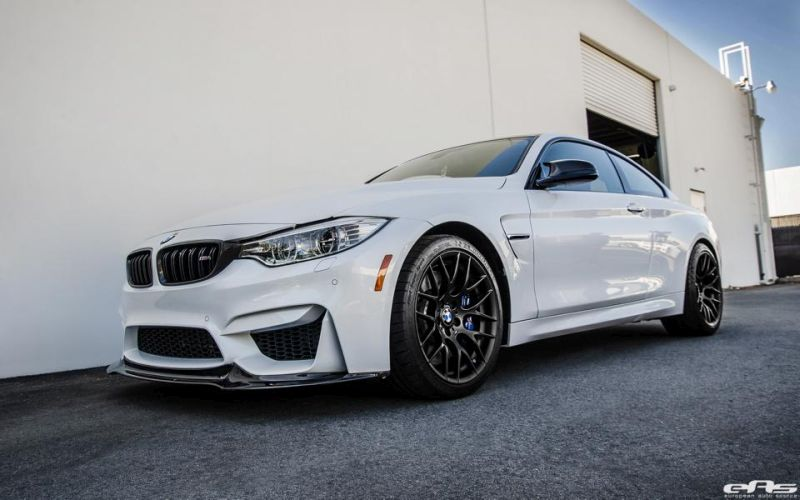 BMW M4 F82 Coupe EAS Akrapovic Vorsteiner Tuning 5