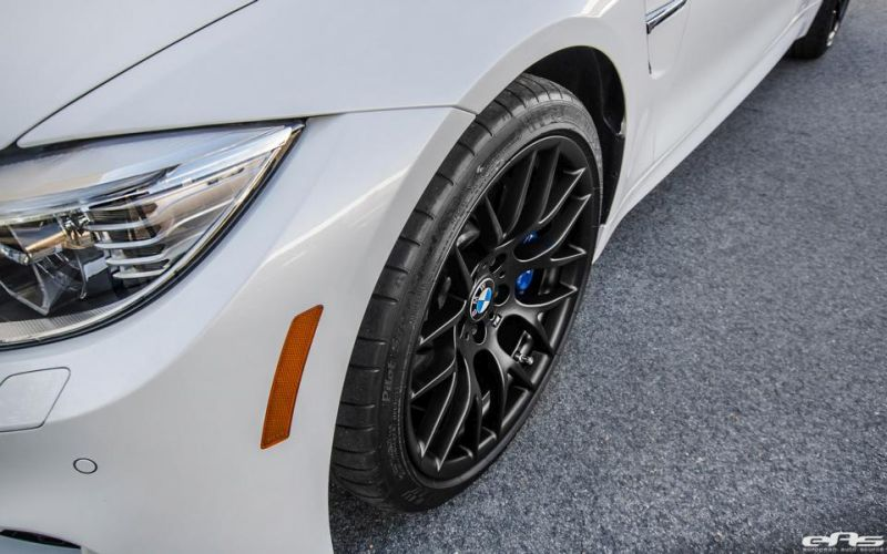 BMW M4 F82 Coupe EAS Akrapovic Vorsteiner Tuning 7