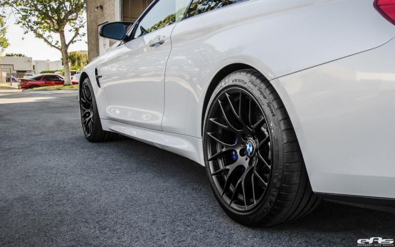 BMW M4 F82 Coupe EAS Akrapovic Vorsteiner Tuning 8