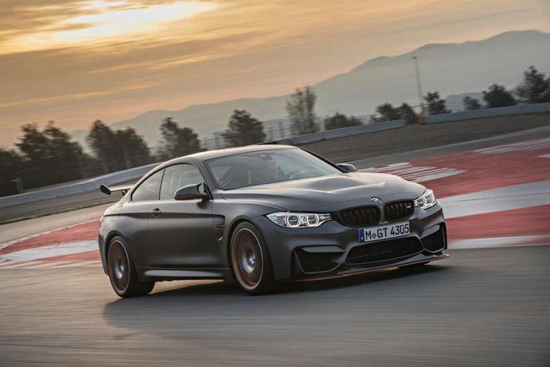 BMW M4 GTS Leichtbau nun auch durch Carbon Felgen BMW M4 GTS: Leichtbau nun auch durch Carbon Felgen