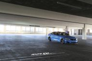 BMW M4 With Aftermarket Wheels And Aero By Acute Performance 7 190x126 Acute Performance BMW M4 F82 in Yas Marina Blau