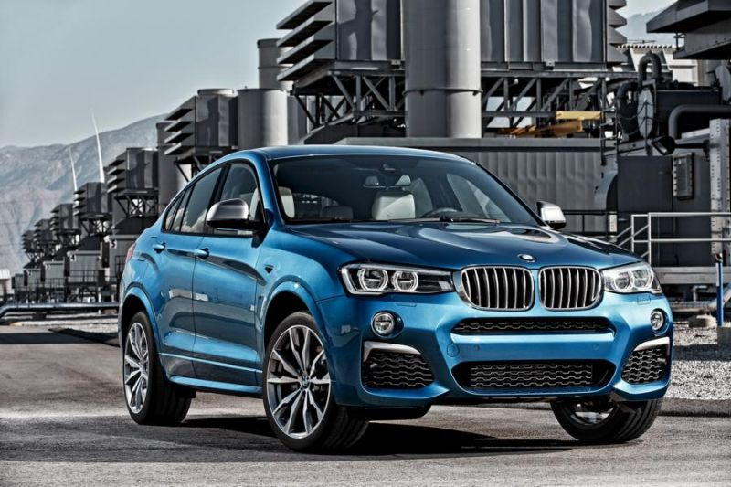 BMW X4 M40i Tuning Video: Dragerace   BMW X4 M40i gegen Cadillac ATS V